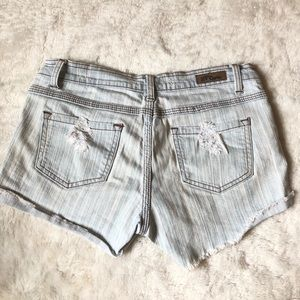 2 Cute Shorts - 2 Cute ripped denim shorts